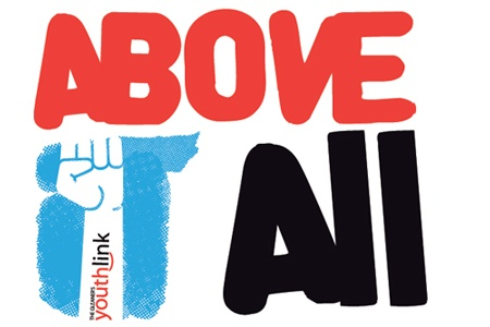 Above it all logo